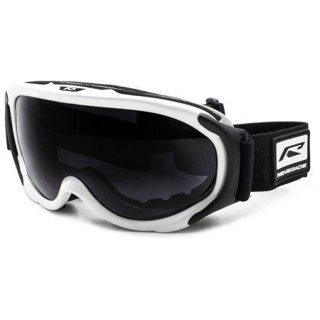 Renegade Rski-Sm16 Ski Goggle, White
