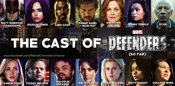 The Defenders Season 1: Release Date, Full Cast, Rumours and ...