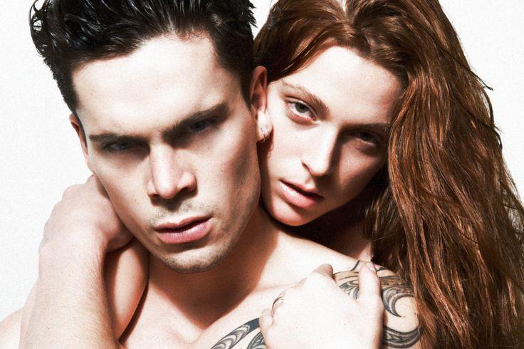 _photography: gregory novak _models: siannon & zach @ 62