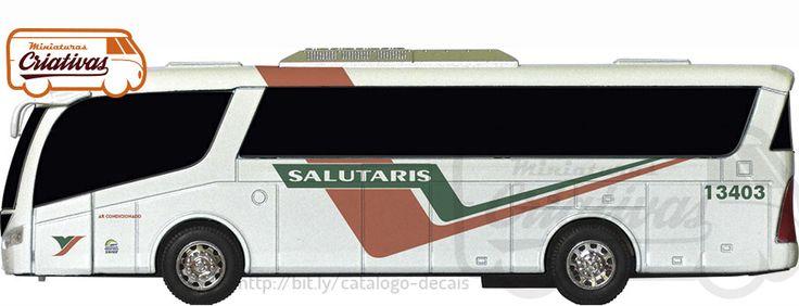 Ônibus 18cm Salutaris