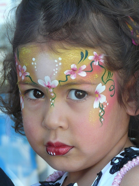 Kids Parties - Face Painting - Party Themes by Michelle 1 Patterson, via Flickr