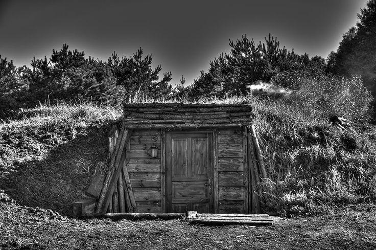 Hobbit House!!! | HobbitHouse agroturystyka bory tucholskie