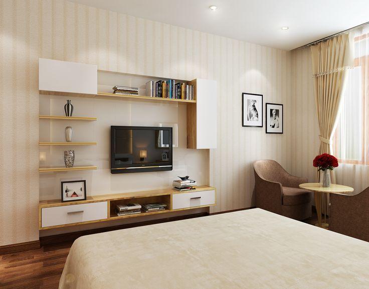 AH bedroom - view 2