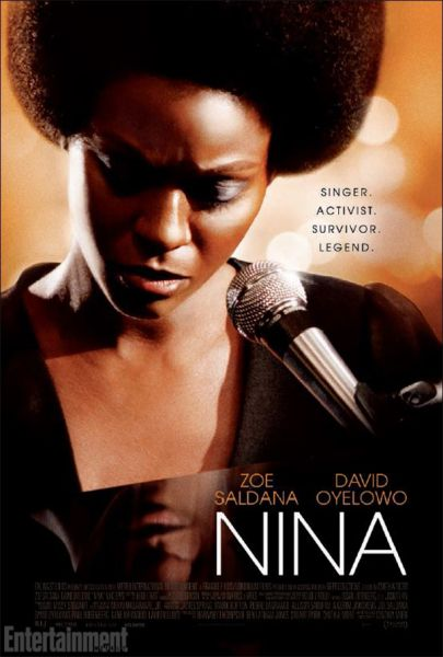 #Nina#NinaSimone: Nina Simone film, starring Zoe Saldana, gets release date and poster | entertainment