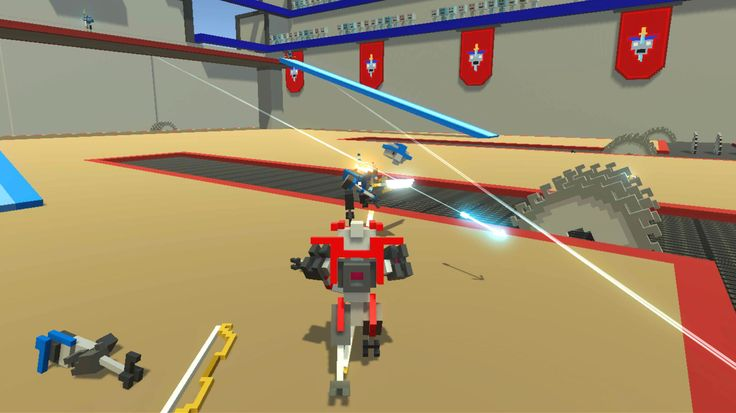 A new challenger enters the Steam Greenlight arena: vote for Clone Drone in the Danger Zone!