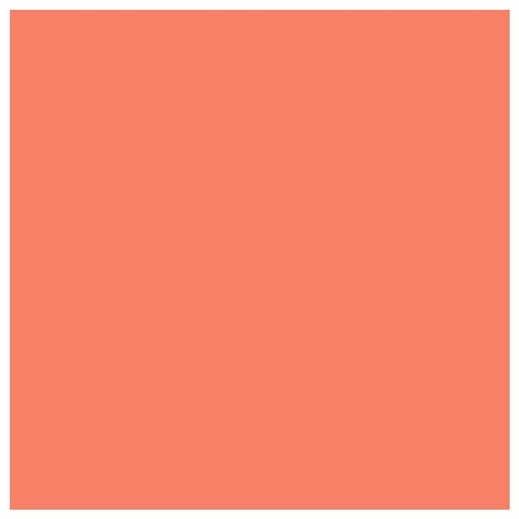 Siser EasyWeed Stretch Heat Transfer Material 15 in x 1 Ft Sheet - Coral - Swing Design