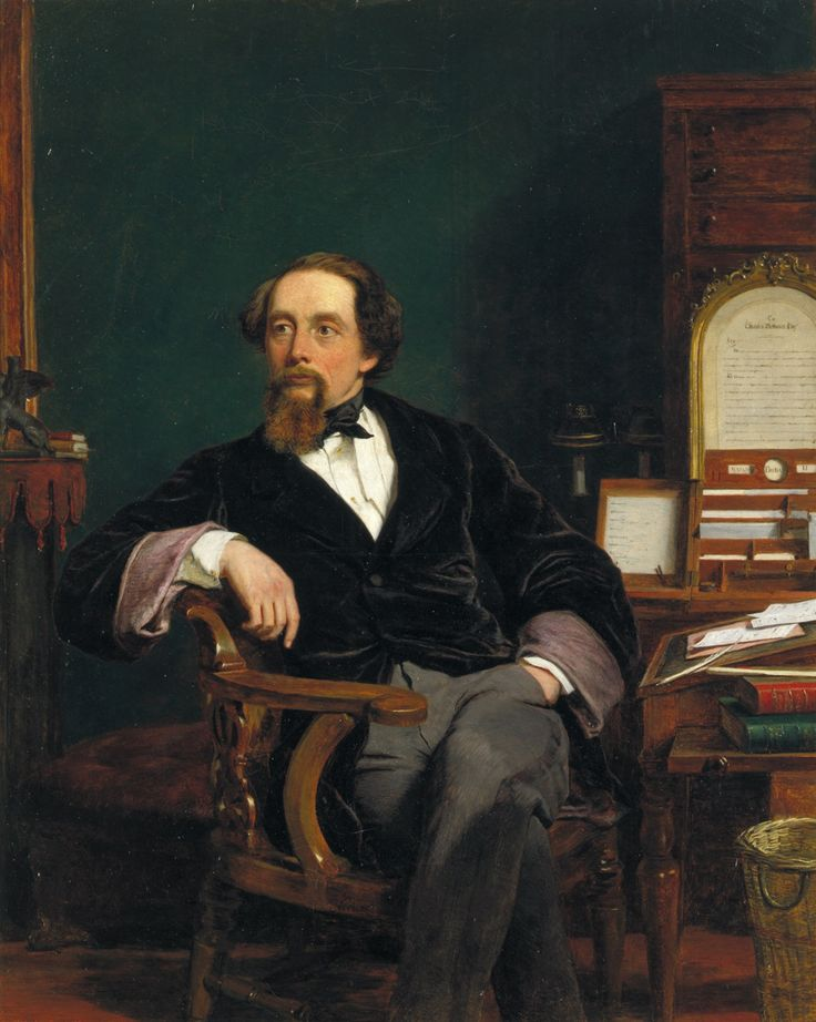 What techniques does Charles Dickens use in his writing?