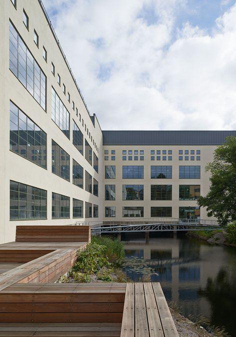 Simonsland Textile Fashion Center, Borås, 2013 - SWECO