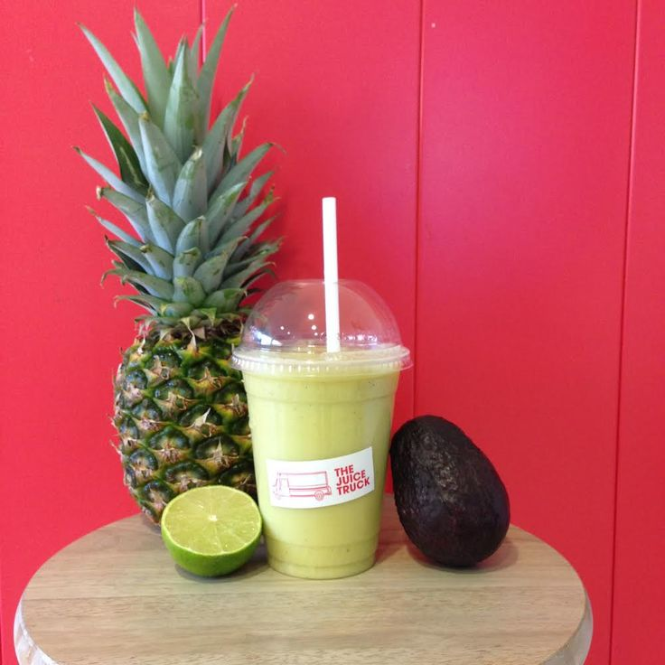Perk Up Your Potassium With The Juice Truck and Cocos Pure