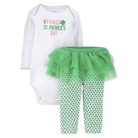 St Patricks Day Baby Clothes Target