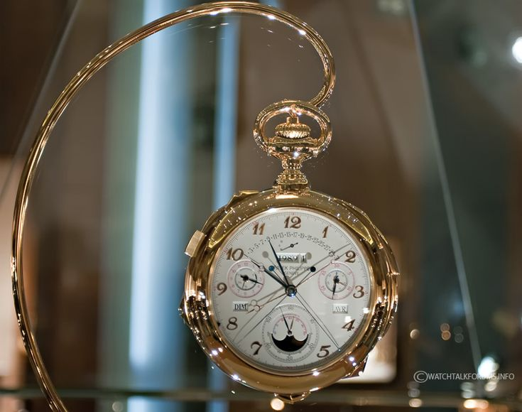 Calibre 89, Patek Philippe Museum in Genf >>>>>>>>