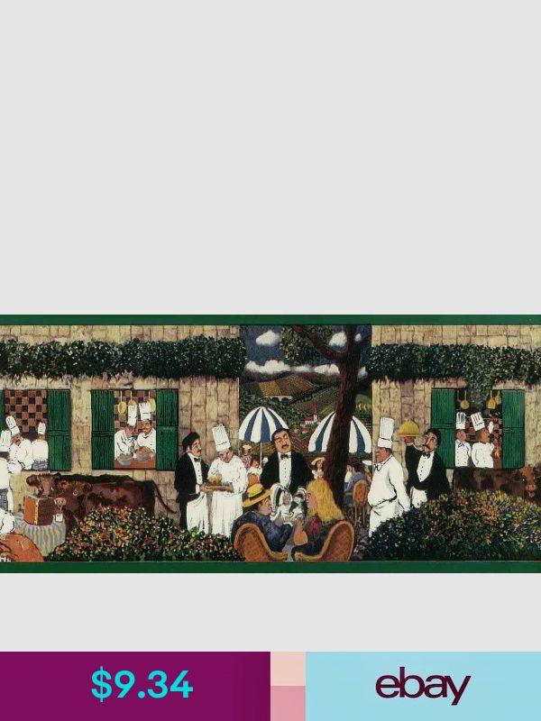 York Wallpaper Borders Home & Garden Wallpaper, Cuisine