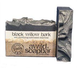 A Wild Soap Bar - Black Willow Bark Soap