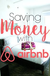 AirBnB Discount Code | Saving Money with AirBnB | Cheap ways to travel | Cheap weekend getaways | Cheap Spring Break Ideas