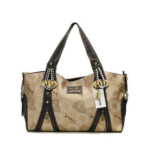 classic coach bags outlet q5ao  The classic Coach bag is updated with signature elegance in beautifully  textured custom fabric Hand-assembled from start to finish, it features a  spacious