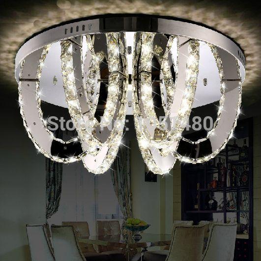 1000 images about lustre et plafonnier led on pinterest ceiling lamps mod - Lustre pas cher cristal ...