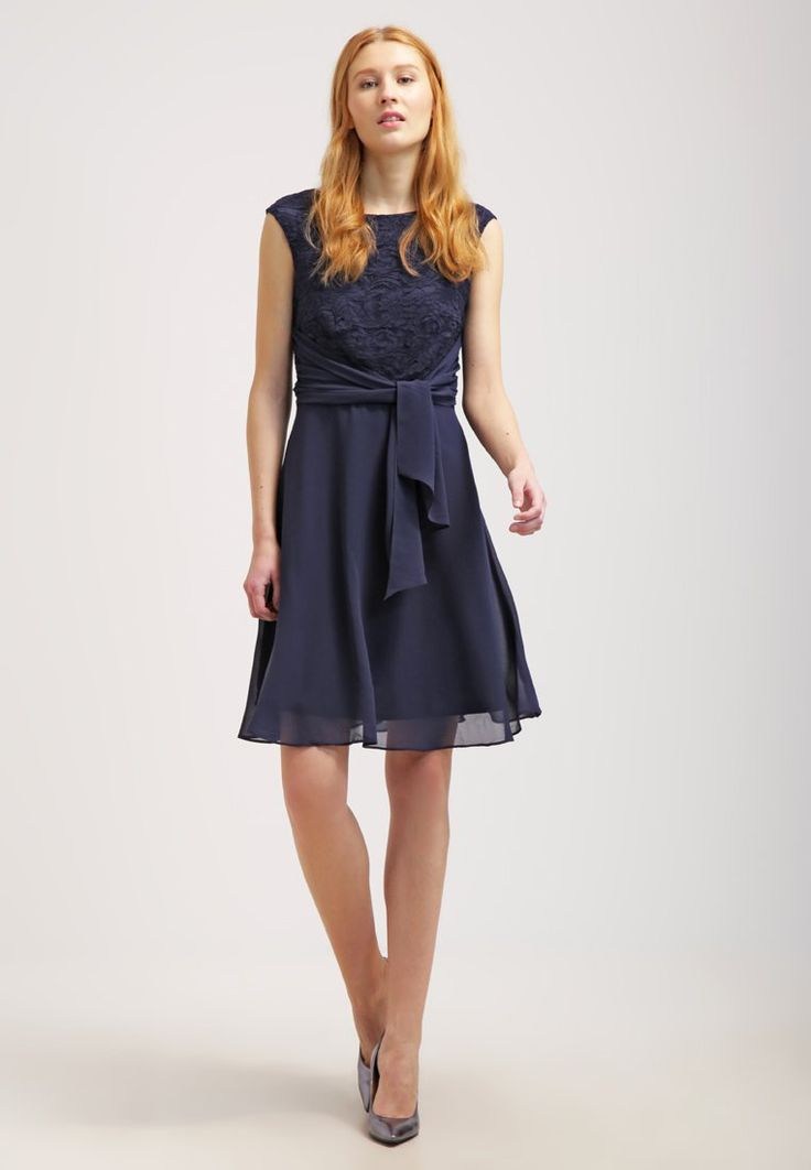 Esprit Collection Vestito elegante - navy - Zalando.it. Stuff To  BuyWeddingCollectionNavyParty DressesDress WeddingClothing ...