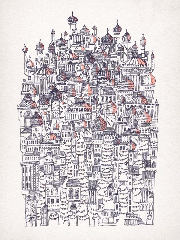 screen prints of cities - Google Search
