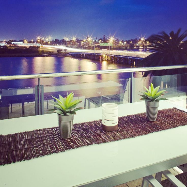 View from the Raffles Waterfront Apartments #perth #realestate #luxury #views