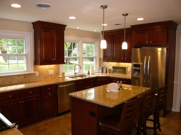 Gorgeous Kitchen Renovation In Potomac Maryland: 22 Best Traditional Kitchens Images On Pinterest