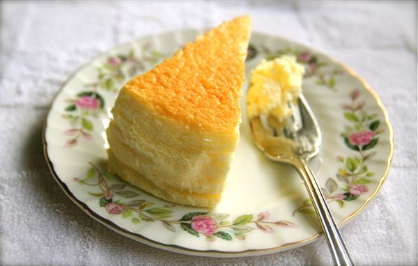 japanese cheesecake. To try