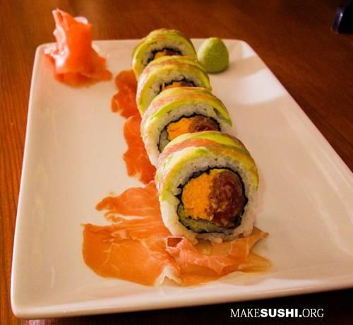 25 Tantalizing Pieces Of Sushi That Will Give You Hungerlust