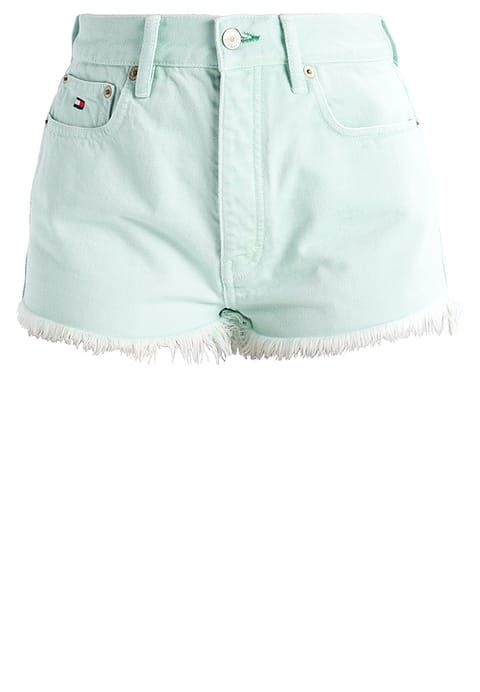 Hilfiger Denim Denim shorts - light green for £79.99 (03/07/17) with free delivery at Zalando