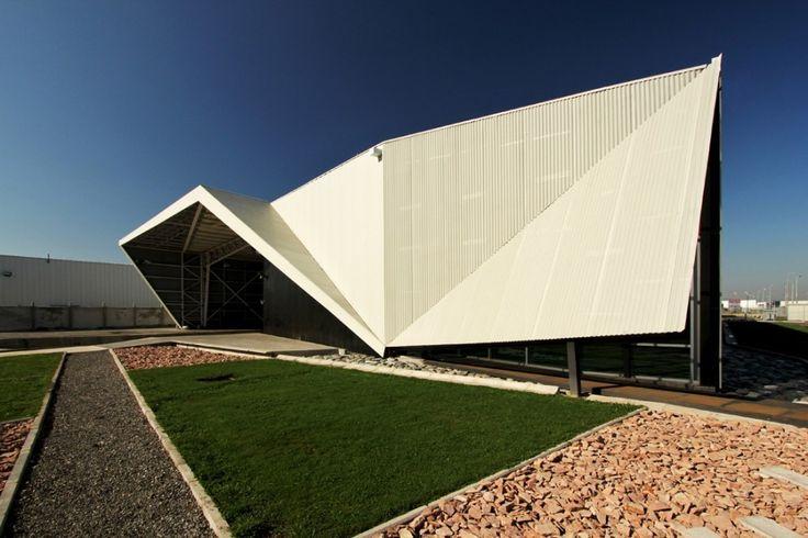 24 Proyectos de Arquitectura en Acero seleccionados para el ICHA en Chile