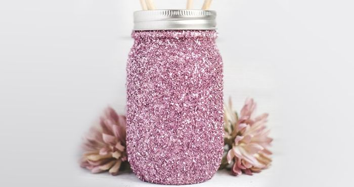 Ideas para decorar con tu habitación con Glitter
