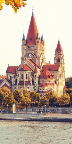 In Vienna, Austria.