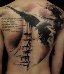 Bildergebnis für tattoos rücken schulter mann