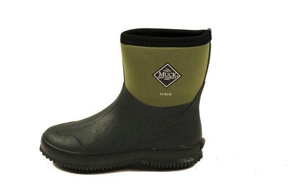Scrub Muck Boot