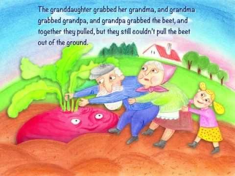 The Big Beet Fairy Tale - Slideshow