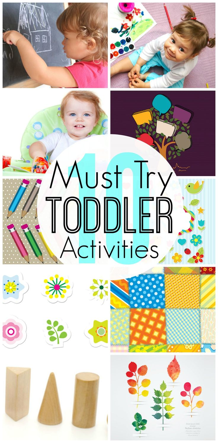 Top 10 Art And Craft Activities For Toddlers: Do you love your toddler more when he is asleep? Relax, don't feel guilty! Here are some art n crafts for toddlers to keep her busy.