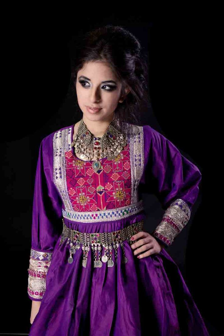 Best Pakistani Pathani Frock Designs For 2020 Afghan