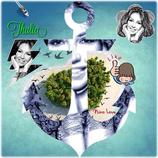 @Thalia #Feliz #Ombligo de #Semana