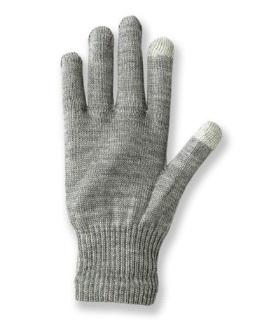 What to Wear During a Blizzard: iPhone-Friendly Gloves