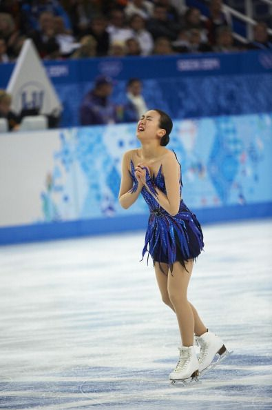 Mao Asada - Free Skate - Sochi 2014