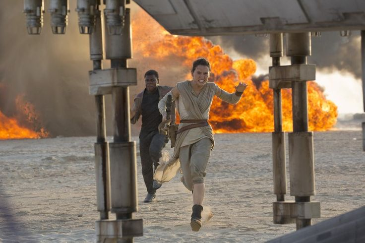 Photo 3 pour STAR WARS LE REVEIL DE LA FORCE EN 3D