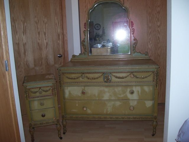 Image Result For Antique Walnut Bedroom