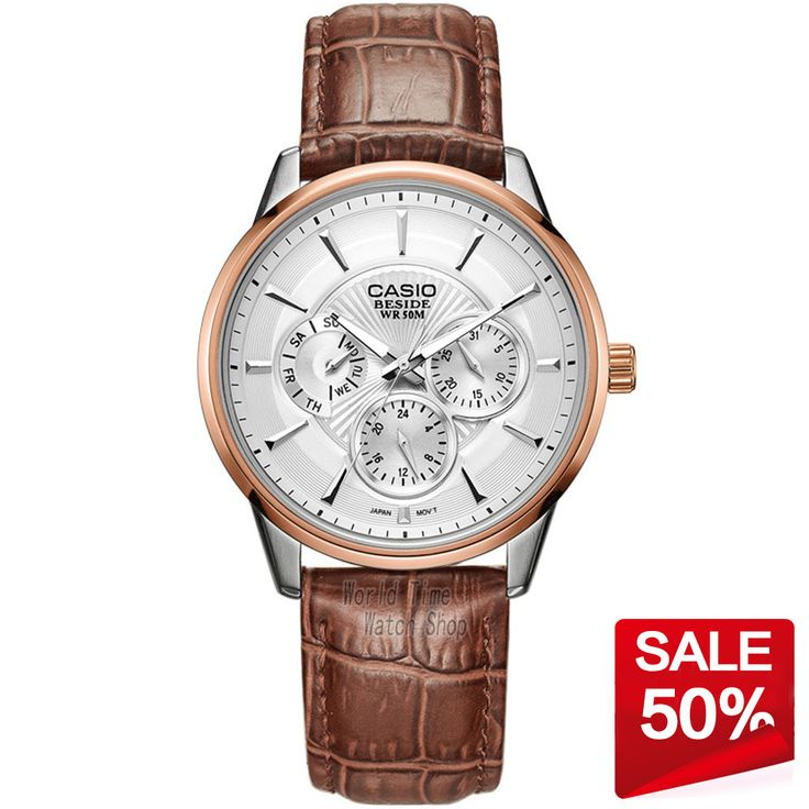 Casio watch Fashion casual men's three-dimensional quartz watch BEM-302L-7A     Tag a friend who would love this!     FREE Shipping Worldwide     Get it here ---> https://shoppingafter.com/products/casio-watch-fashion-casual-mens-three-dimensional-quartz-watch-bem-302l-7a/