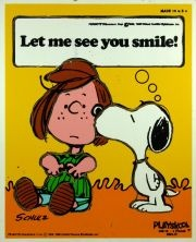 Let me see you smile!: Happy Thoughts, Snoopy Kiss, Smile Peanut, Comic Books, Gang 1, Charli Brown, Peanut Galleries, Things Snoopy, Peanut Gang