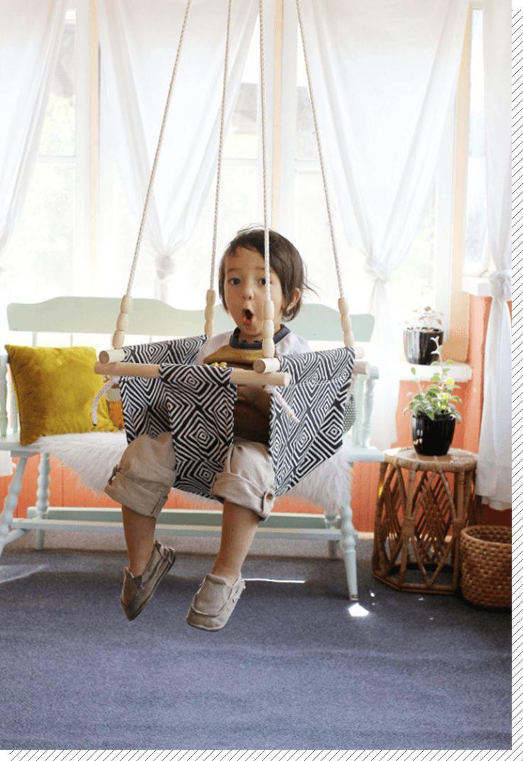 Diy déco fauteuil pour enfant