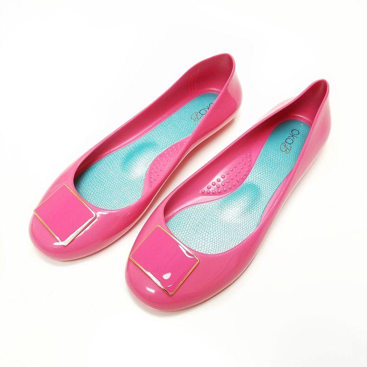 Pink Oka B Flats