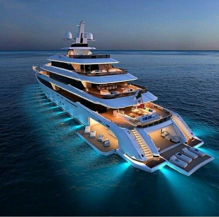 Well Damm That S Nice Luxury Yachts Super Yachts Boats Luxury