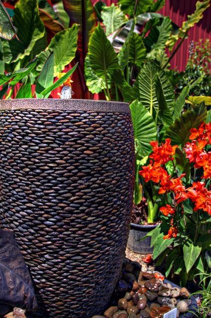 Tropische - Aziatische - Bali - Tuin - Tropical - Asian - Garden <3