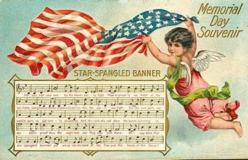 july4011 (500 x 323) Vintage 4th Of July Images Part 2   Wordless Wednesday