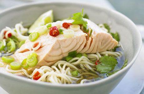 Vemale.com: Ramen Salmon Kuah Pedas