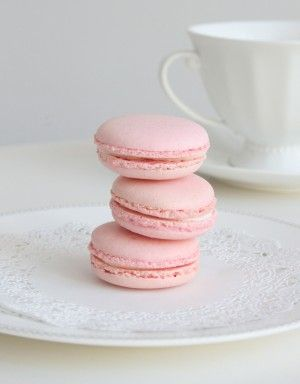 goal of the week - learn how to make macaroons!