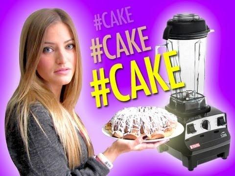 Ijustine Cake Baking